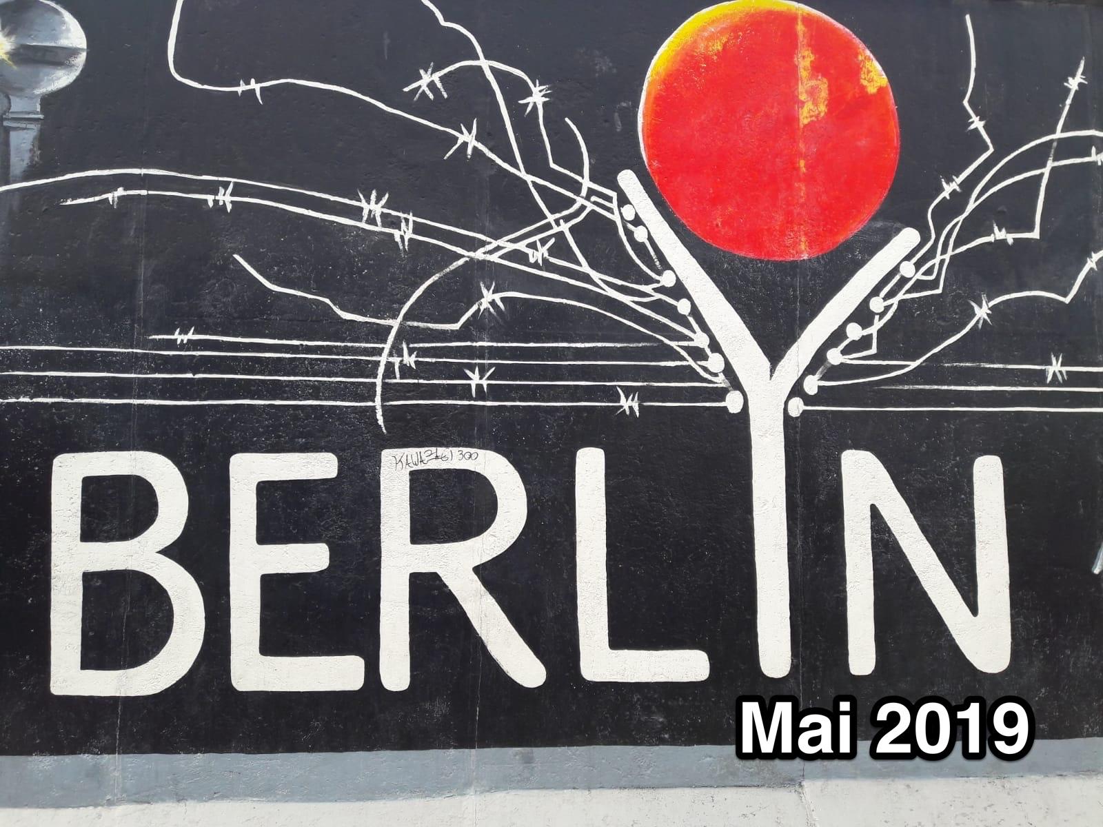 Berlin Production Finale #DoubleDutchStreetArt