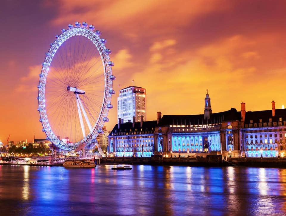 VOYAGE A LONDRES 2019