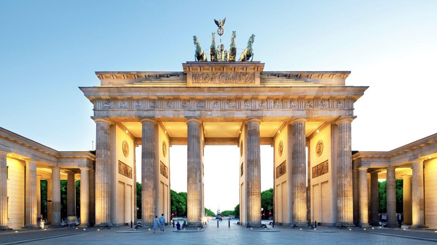 Berlin : bientôt le départ !